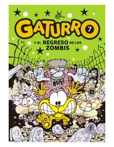 Gaturro 7 Gaturro Y El Regreso De Los Zombies