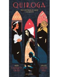 Quiroga *tres Historias De Amor Y De Muerte