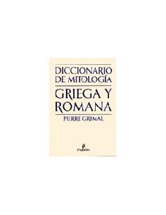 Diccionario De Mitologia Griega Y Romana Rustica