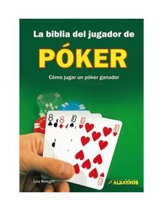 La Biblia Del Jugador De Poker *como Jugar Un Poker Ganador