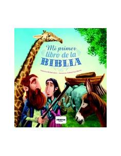 Mi Primer Libro De Biblia