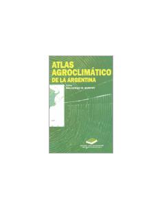 Atlas Agroclimatico De La Argentina