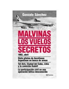 Malvinas Los Vuelos Secretos