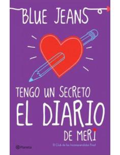 Tengo Un Secreto El Diario De Mery