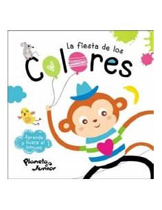 Aprende Y Busca El Intruso La Fiesta De Los Colores