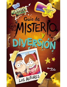 Gravity Falls Guia De Misterio Y Diversion