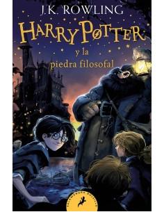 Harry Potter Y La Piedra Filosofal 1 De Bolsillo
