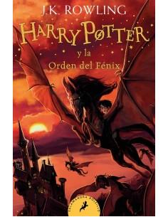 Harry Potter Y La Orden Del Fenix 5 De Bolsillo