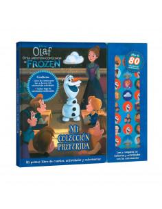 Olaf Frozen Coleccion Preferida