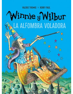 Winnie Y Wilbur La Alfombra Voladora