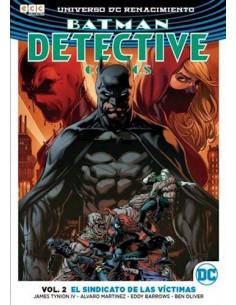 Detective Comic Batman Vol 2