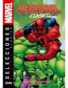 Deadpool Clasico Asuntos Sucios