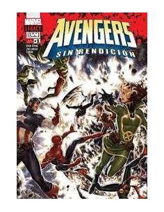 Avengers Sin Rendicion Vol 1