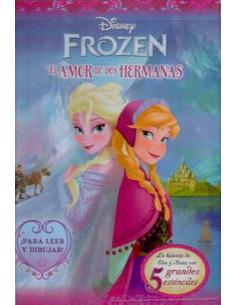 Frozen El Amor De Dos Hermanas