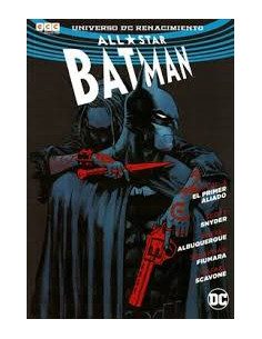 All Star Batman Vol 3
