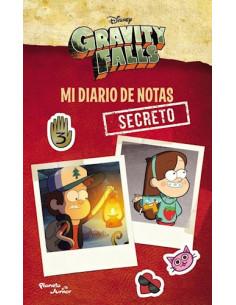 Graviti Falls Mi Diario De Notas Secreto