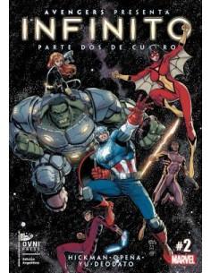 Avengers Infinito Parte 2