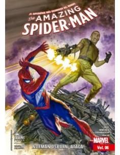 Amazing Spinderman Vol 6 Norman Osborn Ataca