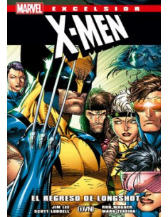 Excelsior X Men Vol 2 El Regreso De Longshot