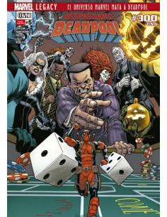 Legacy Despreciable Deadpool 5