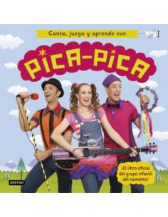 Canta Juega Y Aprende Con Pica-pica