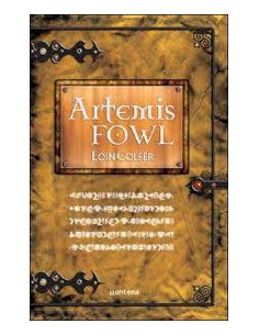 1 Artemis Fowl El Mundo Subterraneo