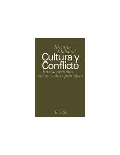 Cultura Y Conflicto