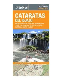 Cataratas Del Iguazu Guia Mapa