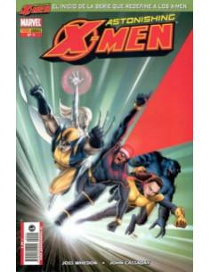 Astonishing Vol 1 X Men