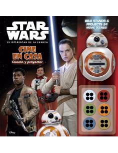 Star Wars Cine En Casa *el Despertar De La Fuerza