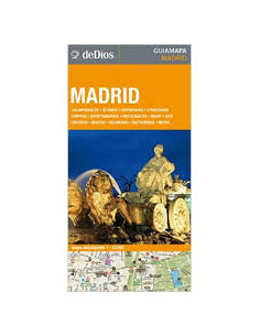 Madrid Guia Mapa