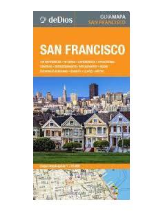 San Francisco Guia Mapa
