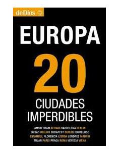 Europa 20 Ciudades Imperdibles