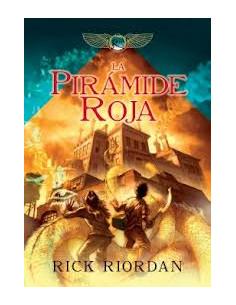 La Piramide Roja Las Cronicas De Kane 1