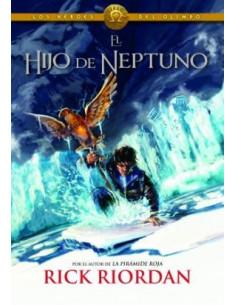 El Hijo De Neptuno Los Heores Del Olimpo 2