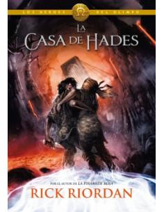 La Casa De Hades Los Heroes Del Olimpo 4