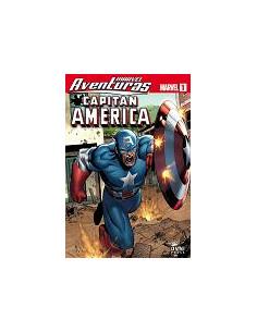 Capitan America Aventuras