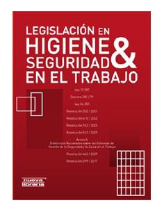 Legislacion En Higiene Y Seguridad En El Trabajo