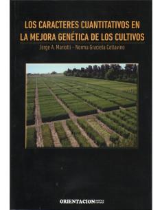 Los Caracteres Cuantitativos En Mejora Genetica De Cultivos