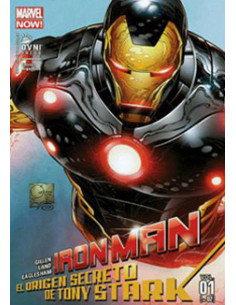 Iron Man *el Origen Secreto De Tony Stark