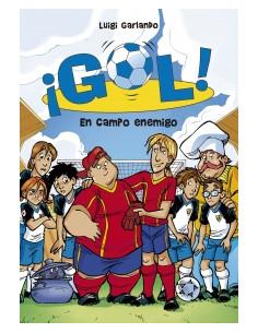 Gol 16 El Campo Enemigo