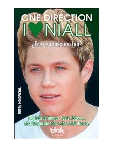 One Direction I Love Niall