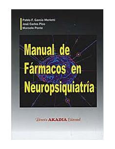 Manual De Farmacos En Neuropsiquiatria