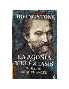 La Agonia Y El Extasis *vida De Miguel Angel