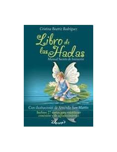 Libro De Las Hadas + Cartas *manual Secreto De Iniciacion