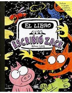 El Libro Que Escribio Zack