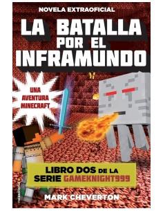 La Batalla Por El Inframundo Minecraft 2 *libro Dos De La Serie Gameknight999