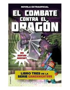 Combate Contra El Dragon *minecraft 3