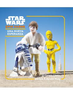 Stars Wars Epic Yarn *una Nueva Esperanza