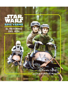 Stars Wars Epic Yarn *el Retorno Del Jedi